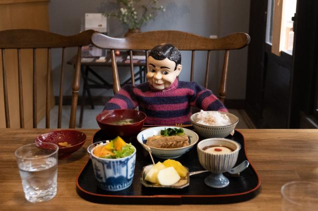 民藝と古い器のカフェ FUDAN でランチ_e0369736_17011622.jpg