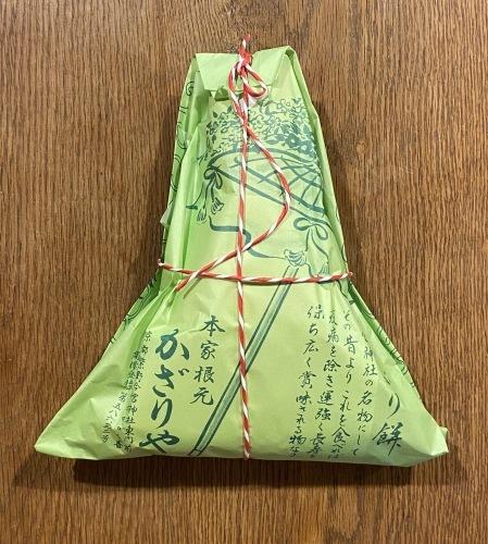 仁和寺の手作りマスク_b0325640_16255356.jpg