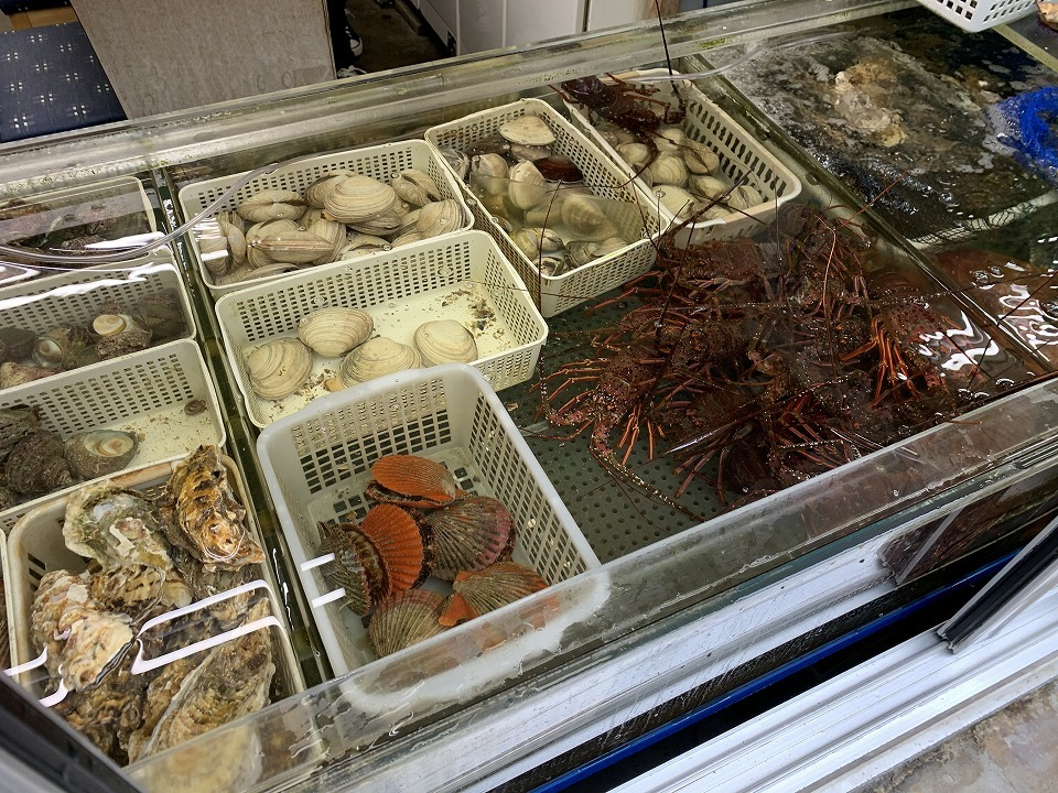 鳥羽の海鮮料理「水沼さざえ店」_e0173645_14343265.jpg