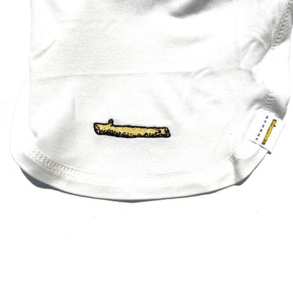 GEORGE DOG T Shirt Outlast  ジョージ ドッグ Tシャツ アウトラスト_d0217958_15595265.jpeg