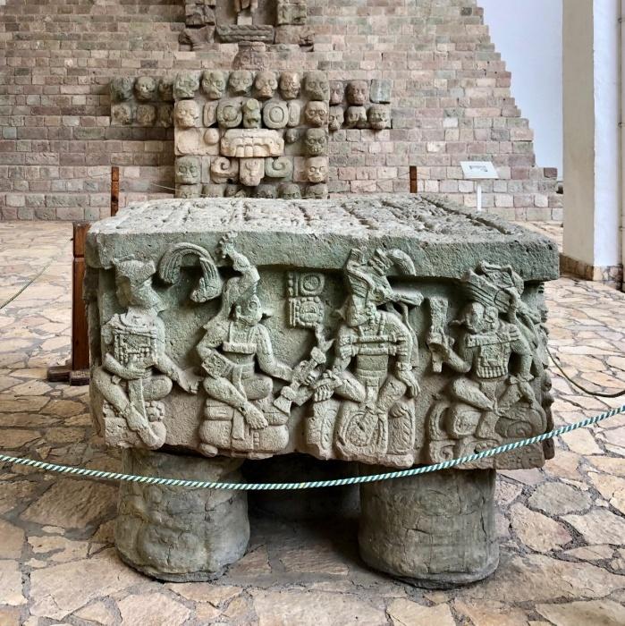 古代マヤ文明の遺跡 コパン遺跡@ホンジュラス_a0092659_16255239.jpeg