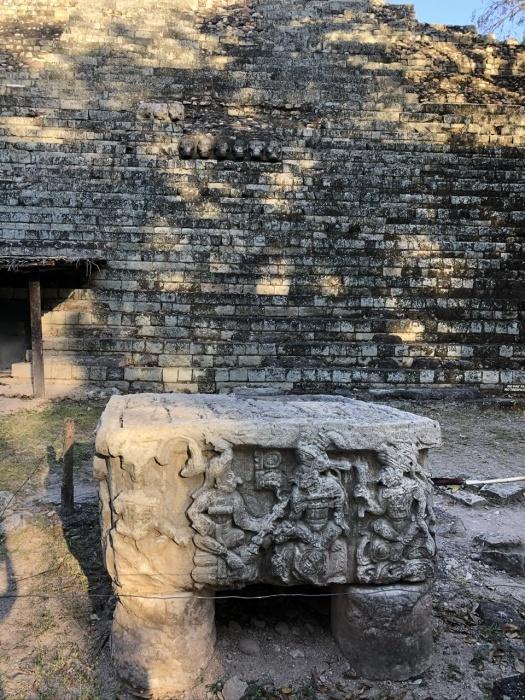 古代マヤ文明の遺跡 コパン遺跡@ホンジュラス_a0092659_16265569.jpeg