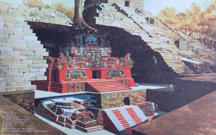 古代マヤ文明の遺跡 コパン遺跡@ホンジュラス_a0092659_16454773.jpg