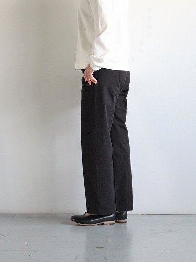 THE HINOKI Cotton Bafu Tapered Pants (LADIES SELECT)_b0139281_12175713.jpg