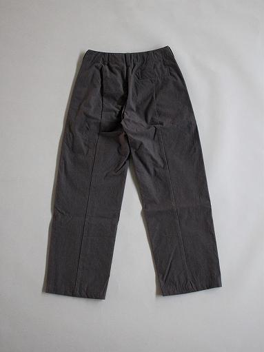 THE HINOKI Cotton Bafu Tapered Pants (LADIES SELECT)_b0139281_12182078.jpg