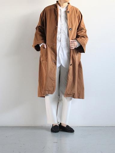 THE HINOKI Cotton Bafu Tapered Pants (LADIES SELECT)_b0139281_1218422.jpg