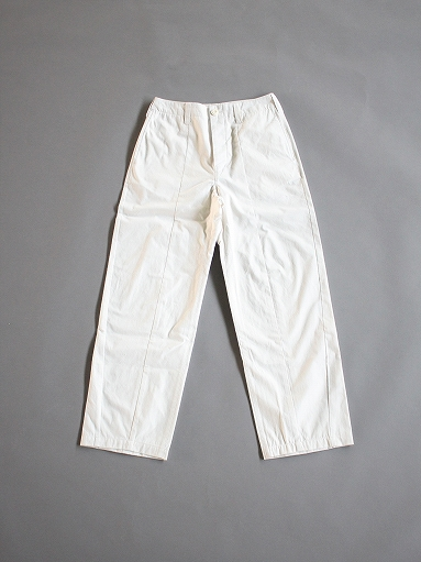 THE HINOKI Cotton Bafu Tapered Pants (LADIES SELECT)_b0139281_1218476.jpg