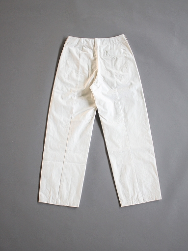 THE HINOKI Cotton Bafu Tapered Pants (LADIES SELECT)_b0139281_1218915.jpg