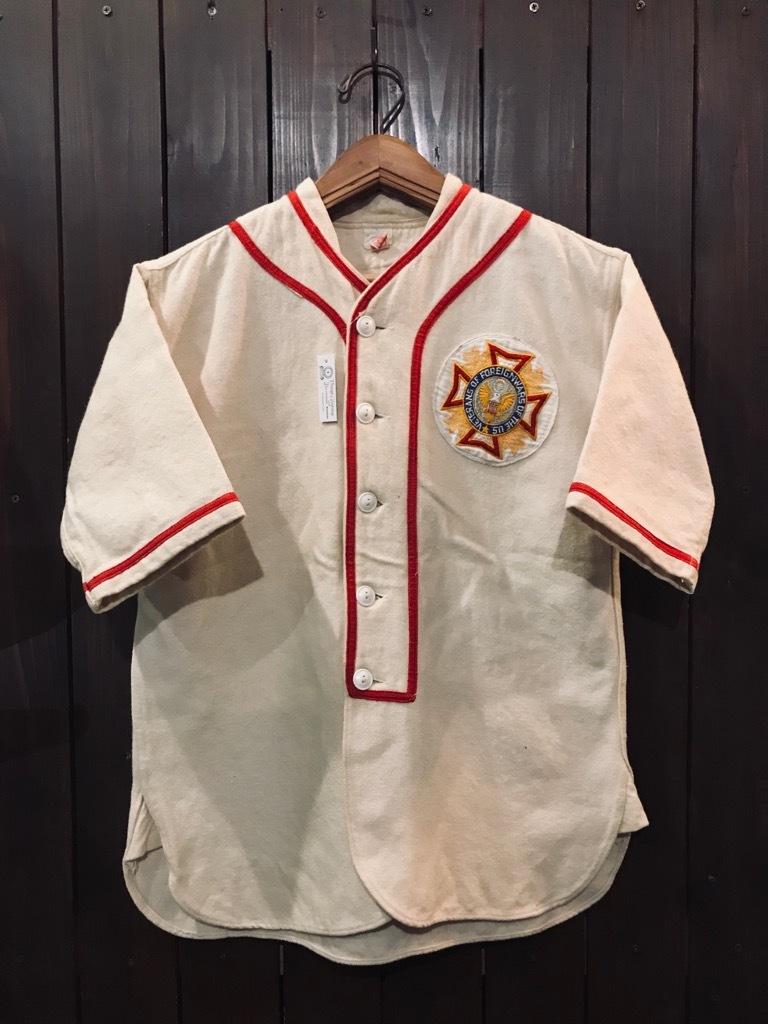 マグネッツ神戸店 4/8(水)春ヴィンテージ入荷! #2 Baseball Shirt!!!_c0078587_17052628.jpg