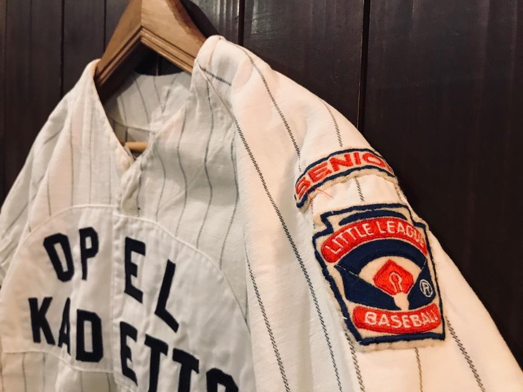 マグネッツ神戸店 4/8(水)春ヴィンテージ入荷! #2 Baseball Shirt!!!_c0078587_17220816.jpg