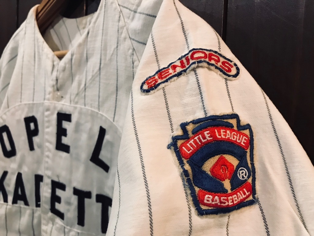 マグネッツ神戸店 4/8(水)春ヴィンテージ入荷! #2 Baseball Shirt!!!_c0078587_17223122.jpg