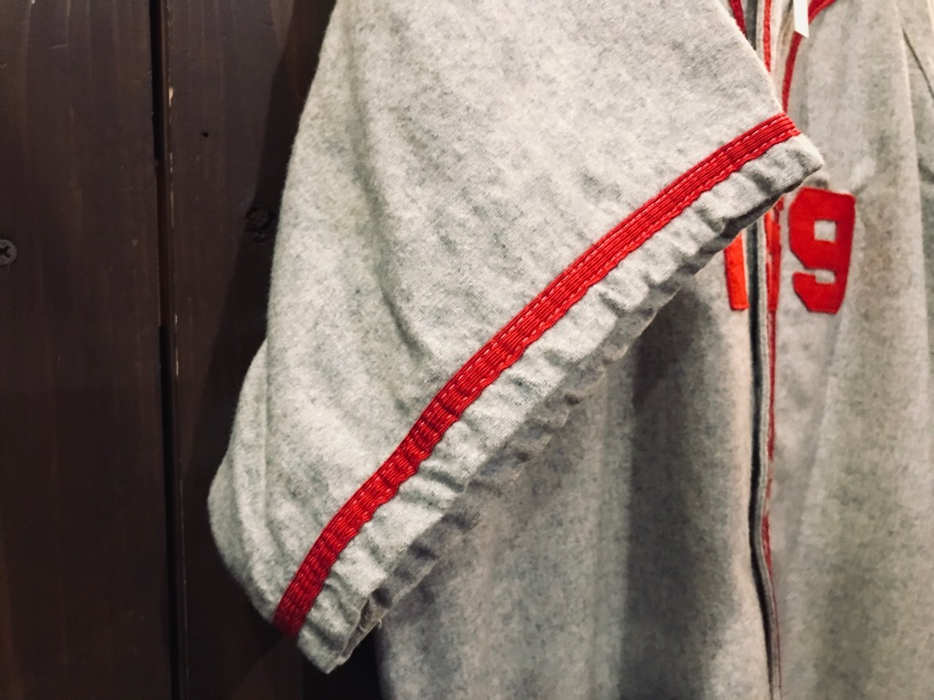 マグネッツ神戸店 4/8(水)春ヴィンテージ入荷! #2 Baseball Shirt!!!_c0078587_17293909.jpg