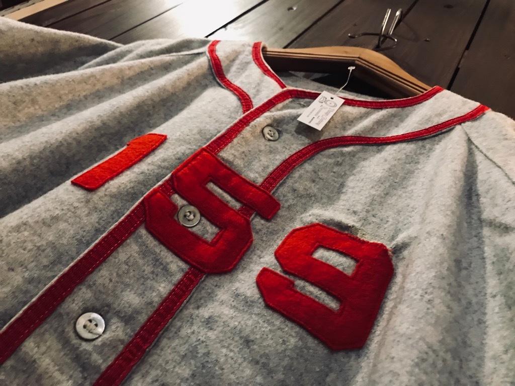 マグネッツ神戸店 4/8(水)春ヴィンテージ入荷! #2 Baseball Shirt!!!_c0078587_17294038.jpg