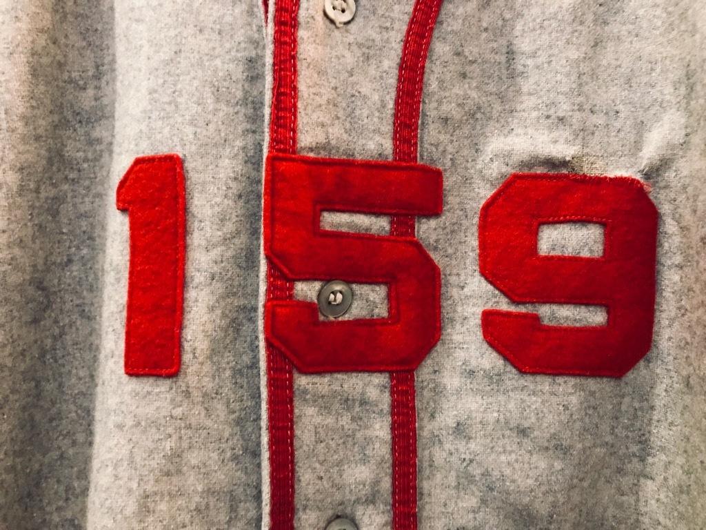 マグネッツ神戸店 4/8(水)春ヴィンテージ入荷! #2 Baseball Shirt!!!_c0078587_17294049.jpg