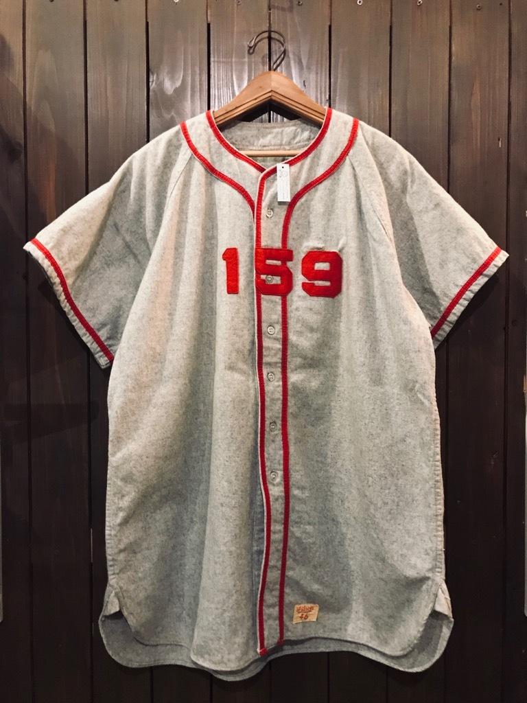 マグネッツ神戸店 4/8(水)春ヴィンテージ入荷! #2 Baseball Shirt!!!_c0078587_17294054.jpg
