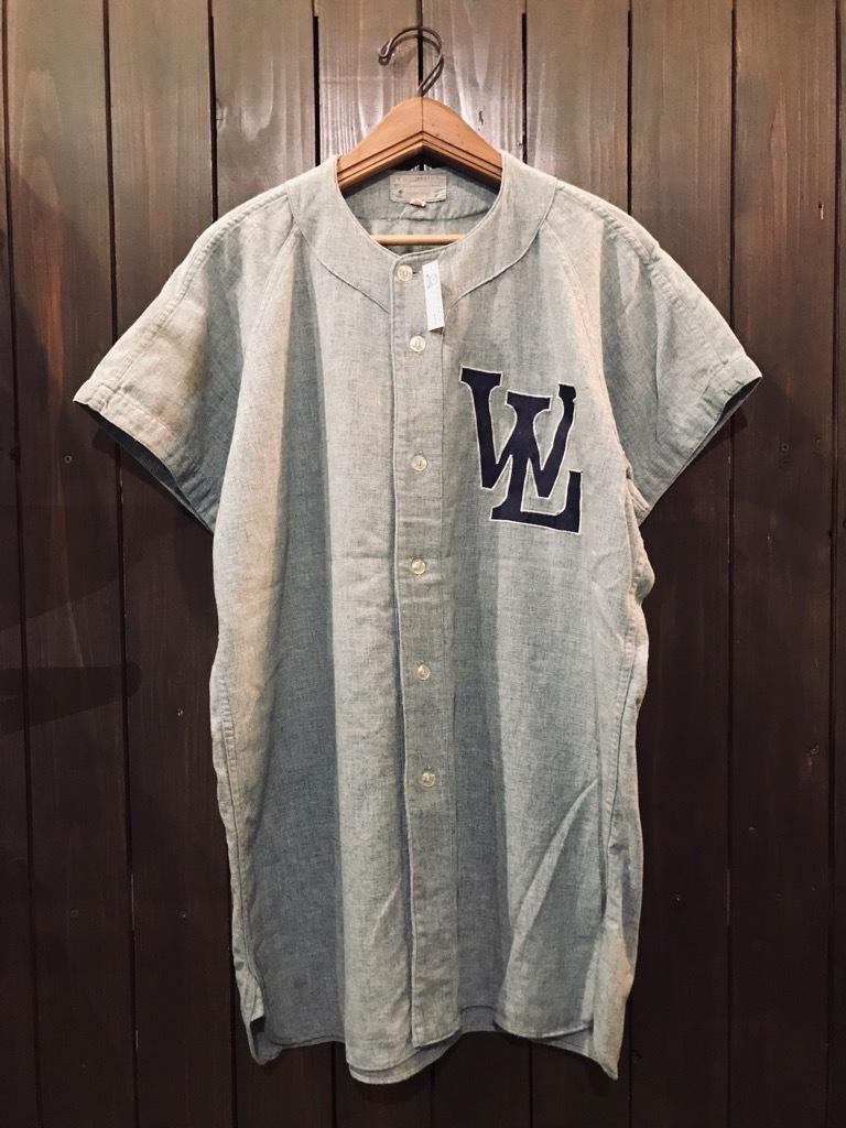 マグネッツ神戸店 4/8(水)春ヴィンテージ入荷! #2 Baseball Shirt!!!_c0078587_17310874.jpg