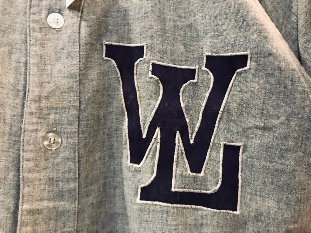 マグネッツ神戸店 4/8(水)春ヴィンテージ入荷! #2 Baseball Shirt!!!_c0078587_17310962.jpg