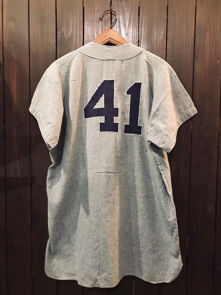 マグネッツ神戸店 4/8(水)春ヴィンテージ入荷! #2 Baseball Shirt!!!_c0078587_17310967.jpg