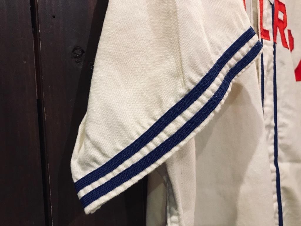 マグネッツ神戸店 4/8(水)春ヴィンテージ入荷! #2 Baseball Shirt!!!_c0078587_17323224.jpg