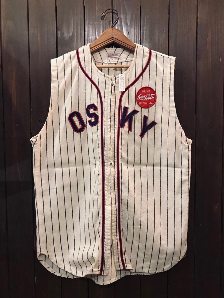 マグネッツ神戸店 4/8(水)春ヴィンテージ入荷! #2 Baseball Shirt!!!_c0078587_17340485.jpg