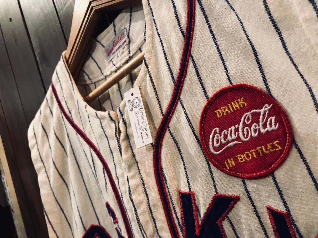 マグネッツ神戸店 4/8(水)春ヴィンテージ入荷! #2 Baseball Shirt!!!_c0078587_17340586.jpg