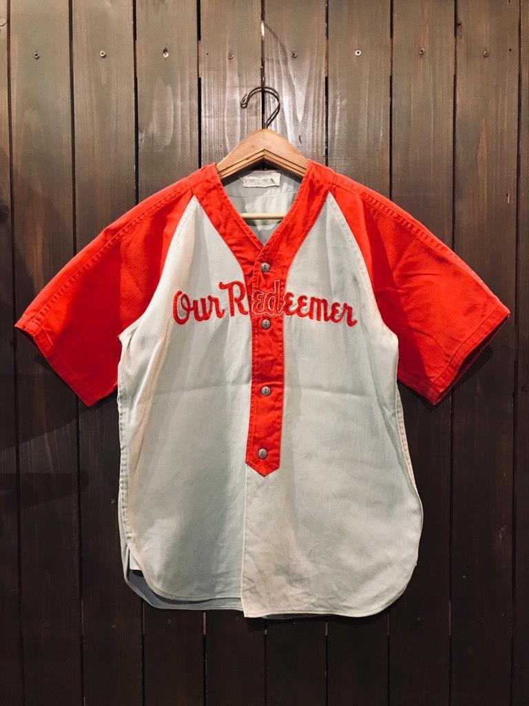 マグネッツ神戸店 4/8(水)春ヴィンテージ入荷! #2 Baseball Shirt!!!_c0078587_17345558.jpg