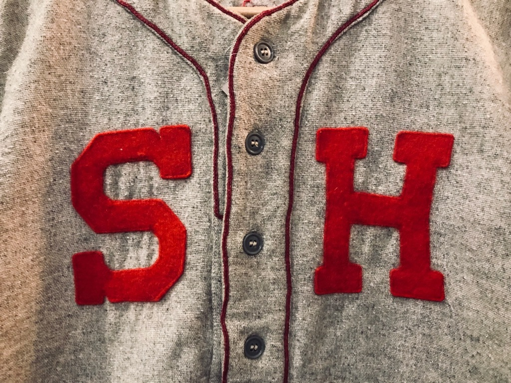 マグネッツ神戸店 4/8(水)春ヴィンテージ入荷! #2 Baseball Shirt!!!_c0078587_17440153.jpg