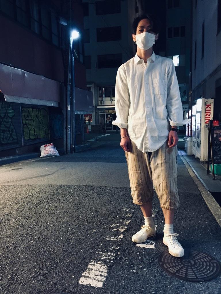 マグネッツ神戸店 4/8(水)春ヴィンテージ入荷! #2 Baseball Shirt!!!_c0078587_20292036.jpg