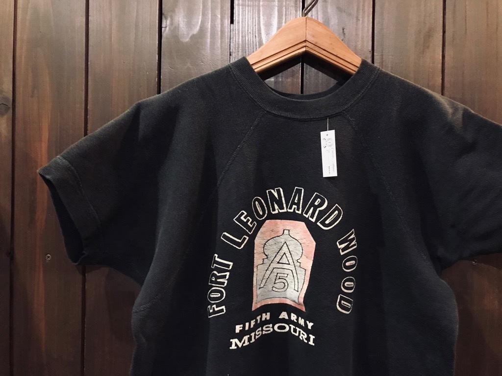 マグネッツ神戸店 4/8(水)春Vintage入荷! #4 Short Sleeve Sweat Shirt!!!_c0078587_22274490.jpg