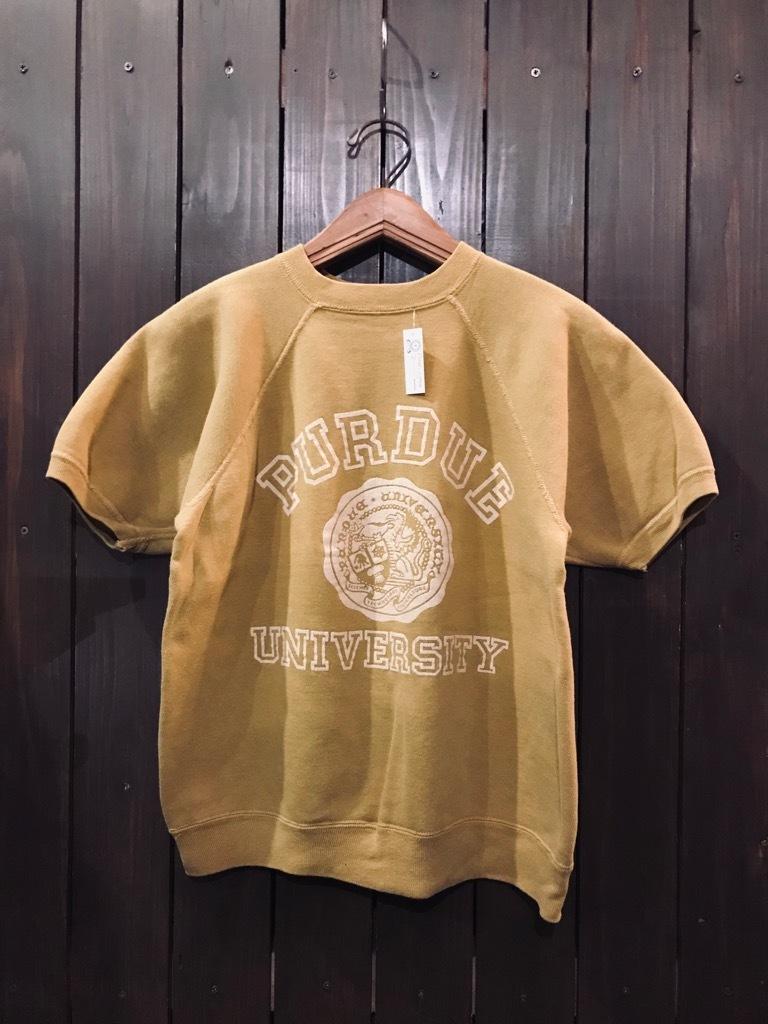 マグネッツ神戸店 4/8(水)春Vintage入荷! #4 Short Sleeve Sweat Shirt!!!_c0078587_22300657.jpg