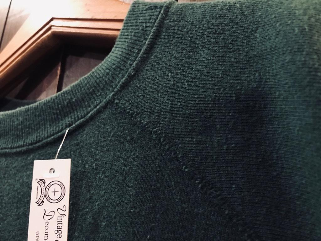 マグネッツ神戸店 4/8(水)春Vintage入荷! #4 Short Sleeve Sweat Shirt!!!_c0078587_22303816.jpg