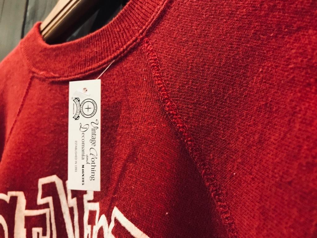 マグネッツ神戸店 4/8(水)春Vintage入荷! #4 Short Sleeve Sweat Shirt!!!_c0078587_22314955.jpg