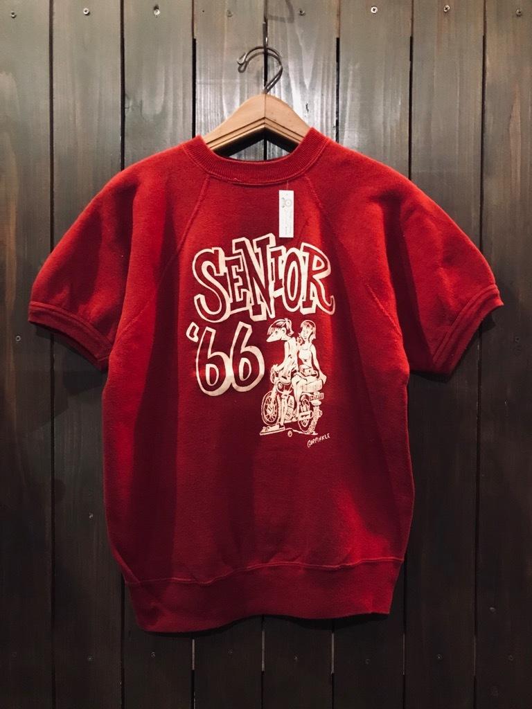 マグネッツ神戸店 4/8(水)春Vintage入荷! #4 Short Sleeve Sweat Shirt!!!_c0078587_22315117.jpg