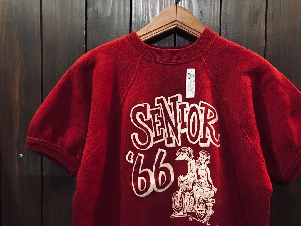 マグネッツ神戸店 4/8(水)春Vintage入荷! #4 Short Sleeve Sweat Shirt!!!_c0078587_22315183.jpg