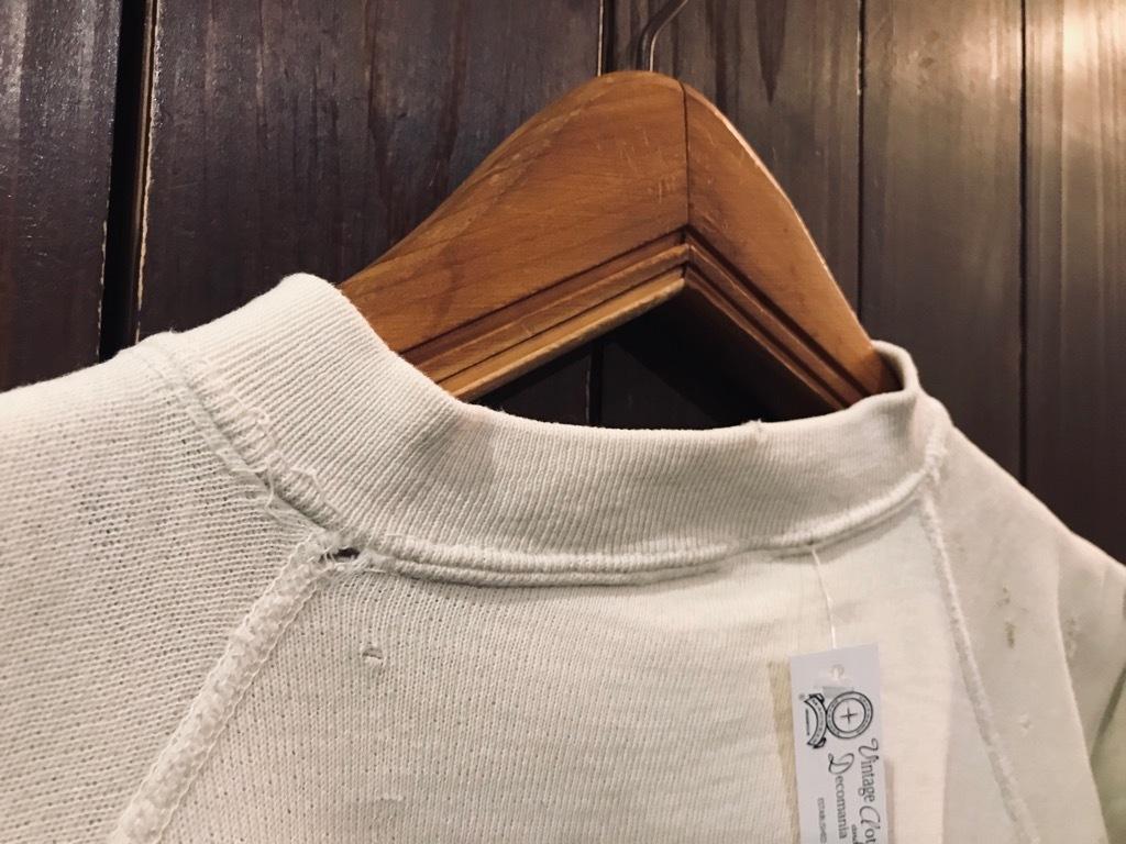 マグネッツ神戸店 4/8(水)春Vintage入荷! #4 Short Sleeve Sweat Shirt!!!_c0078587_22341871.jpg