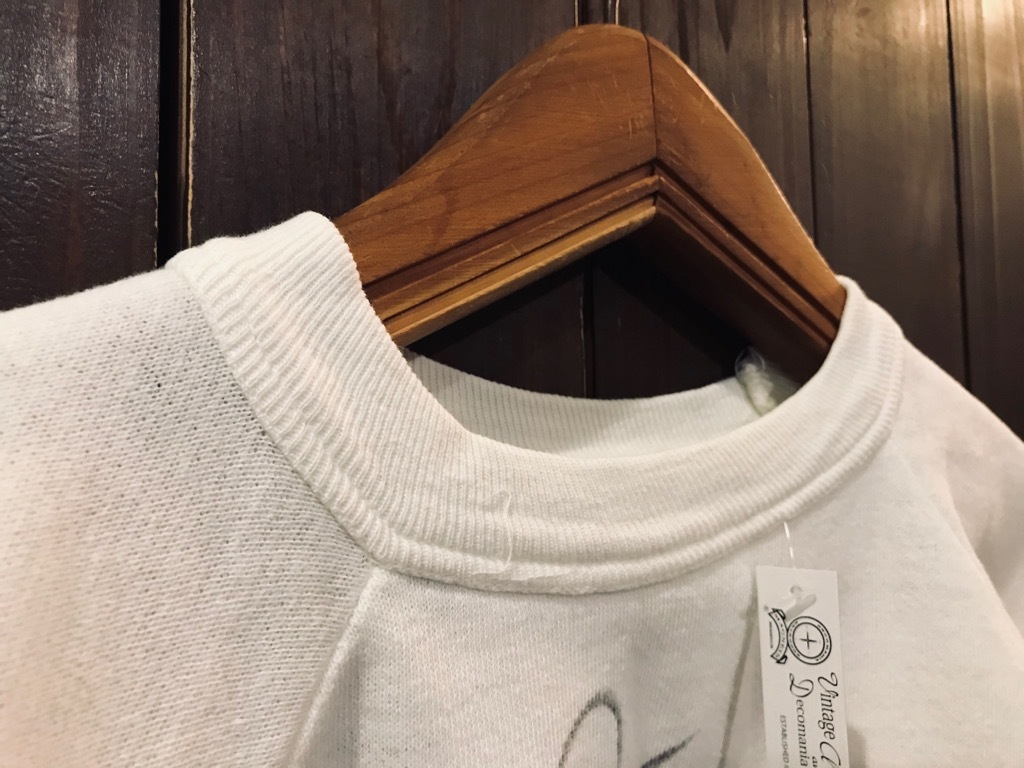 マグネッツ神戸店 4/8(水)春Vintage入荷! #4 Short Sleeve Sweat Shirt!!!_c0078587_22362083.jpg
