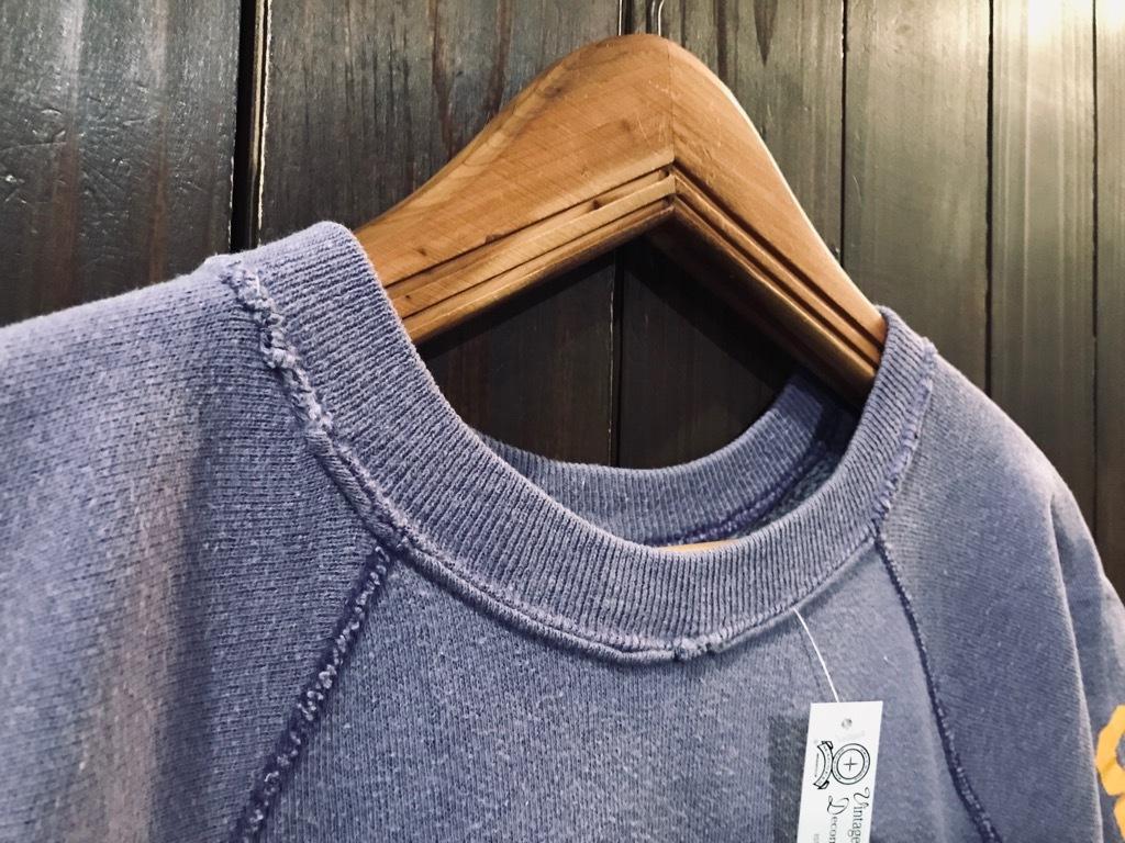 マグネッツ神戸店 4/8(水)春Vintage入荷! #4 Short Sleeve Sweat Shirt!!!_c0078587_22374038.jpg