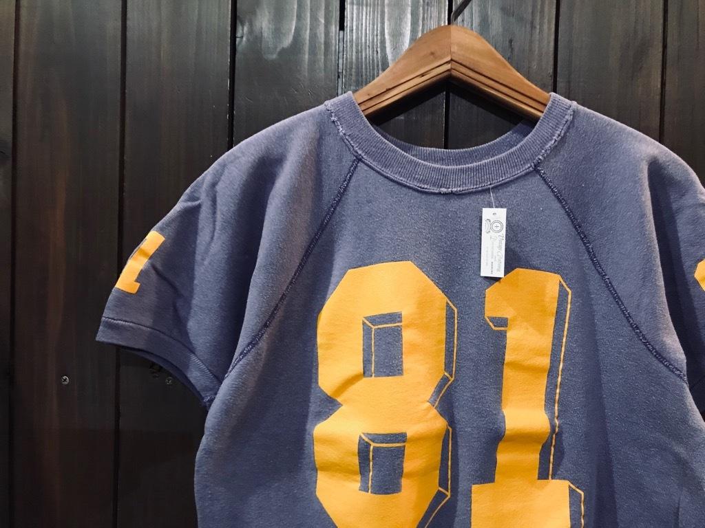 マグネッツ神戸店 4/8(水)春Vintage入荷! #4 Short Sleeve Sweat Shirt!!!_c0078587_22374040.jpg