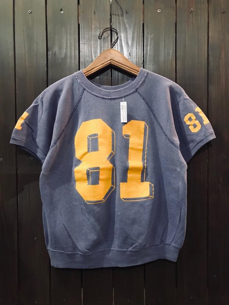 マグネッツ神戸店 4/8(水)春Vintage入荷! #4 Short Sleeve Sweat Shirt!!!_c0078587_22374274.jpg