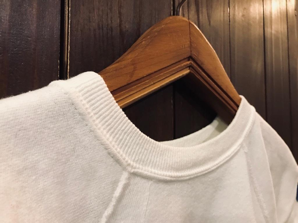 マグネッツ神戸店 4/8(水)春Vintage入荷! #4 Short Sleeve Sweat Shirt!!!_c0078587_22380088.jpg