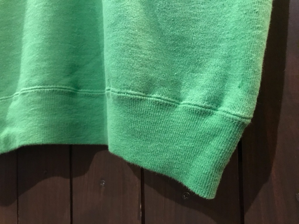 マグネッツ神戸店 4/8(水)春Vintage入荷! #4 Short Sleeve Sweat Shirt!!!_c0078587_22391755.jpg