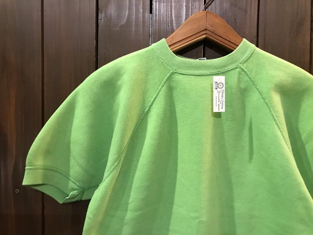 マグネッツ神戸店 4/8(水)春Vintage入荷! #4 Short Sleeve Sweat Shirt!!!_c0078587_22410880.jpg