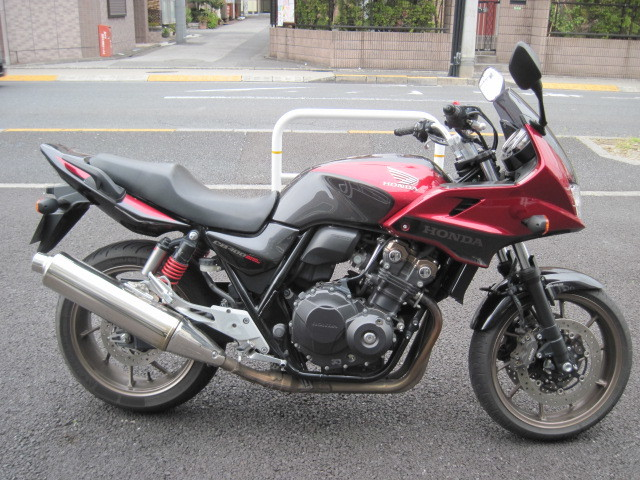 「CB400 SUPER BOL D\'OR<ABS>Special Edition」_d0368592_20312323.jpg