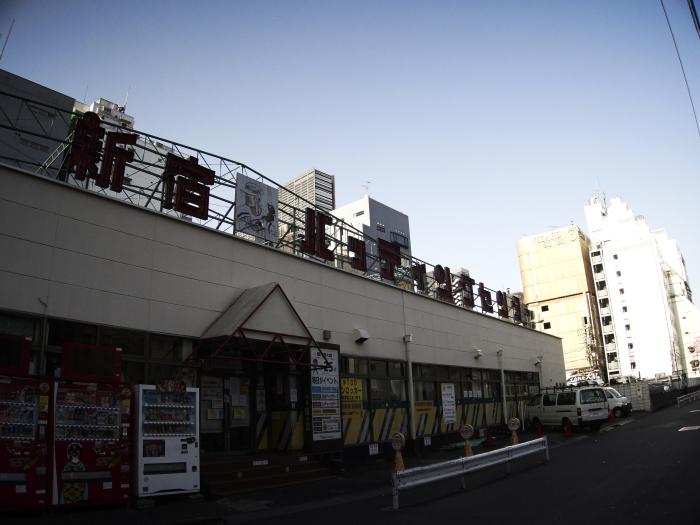 + 東京新宿歌舞伎町ロックダウン +_c0153896_13545021.jpg