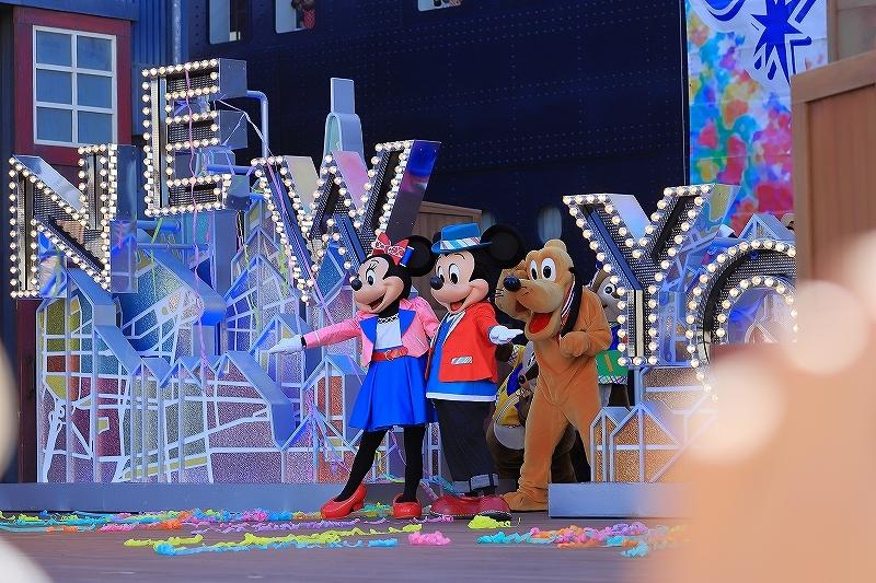 【東京ディズニーシー】- ハロー、ニューヨーク! - (2)_f0348831_21083649.jpg