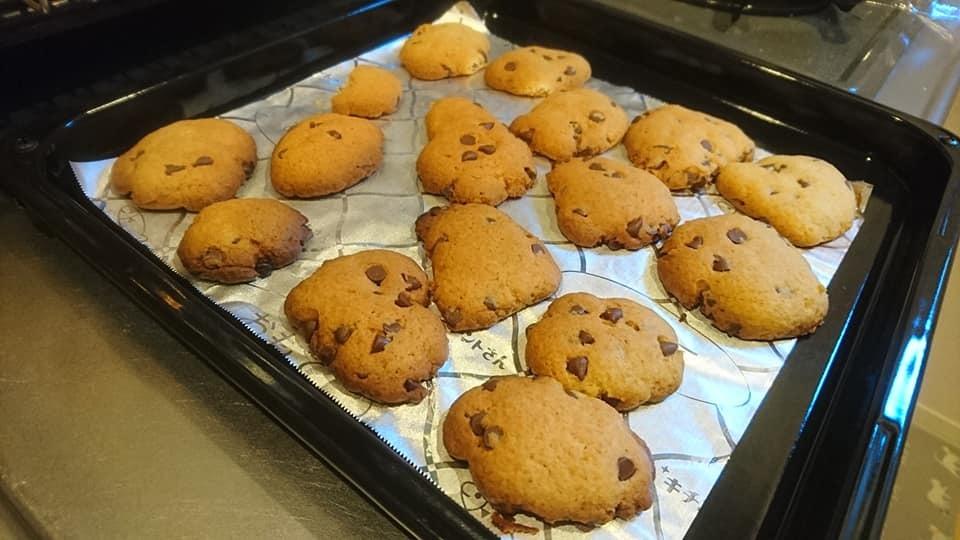 手作りクッキー♪_f0373339_14432556.jpg