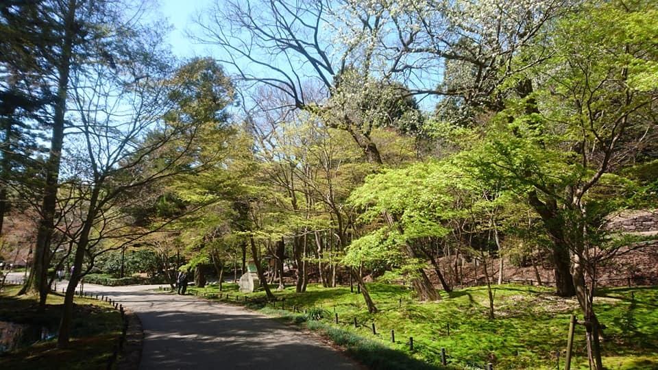 東山動植物園へ行ってきました~也有園編~_f0373339_16140687.jpg