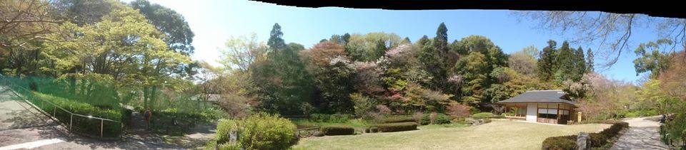 東山動植物園へ行ってきました~也有園編~_f0373339_16164785.jpg