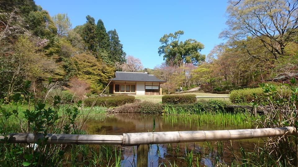 東山動植物園へ行ってきました~也有園編~_f0373339_16203605.jpg