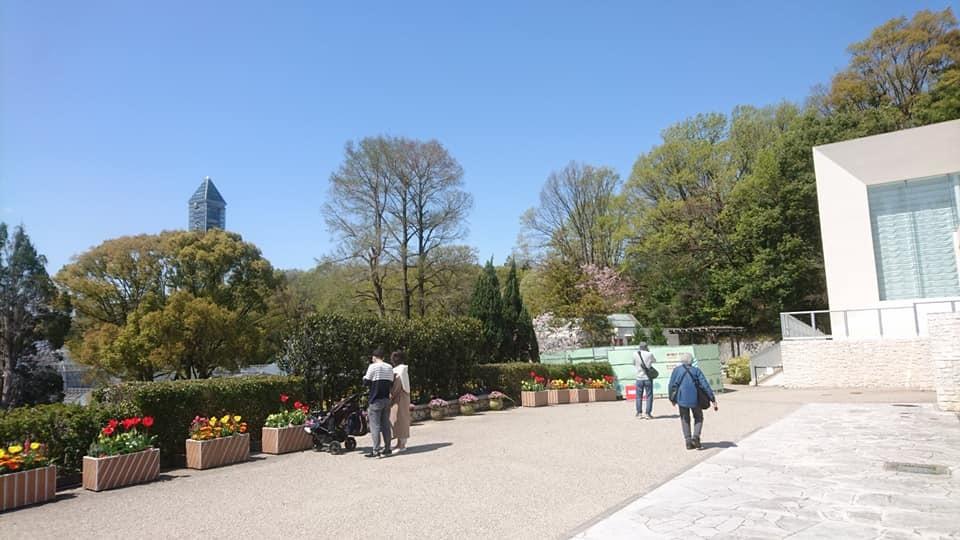 東山動植物園へ行ってきました~也有園編~_f0373339_16232212.jpg